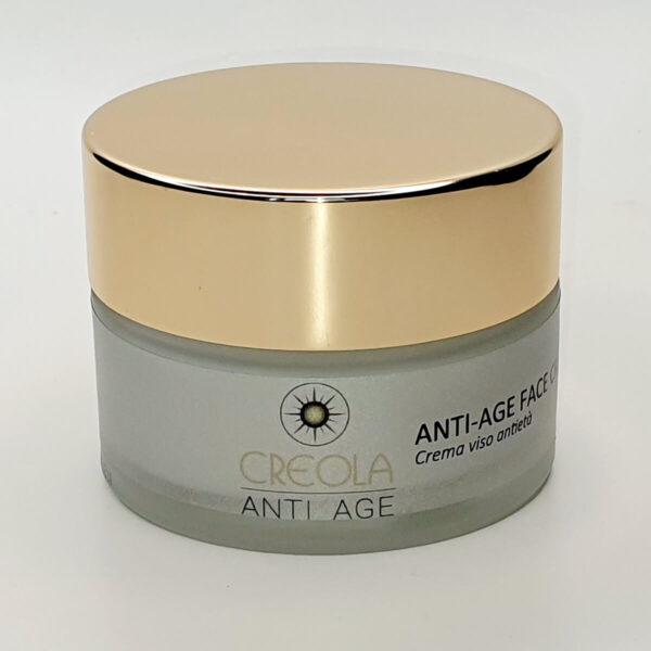 Crema viso anti-age Creola