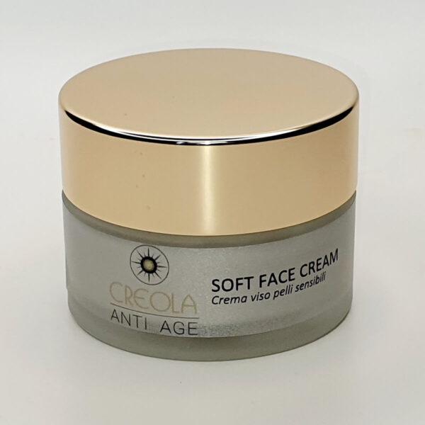 Crema viso pelli sensibili
